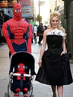 Lindsay Spider-man