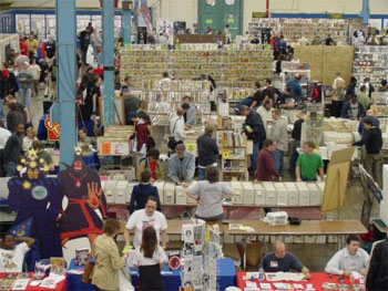 Fallcon in 2006 at the Minnesota State Fairgrounds.